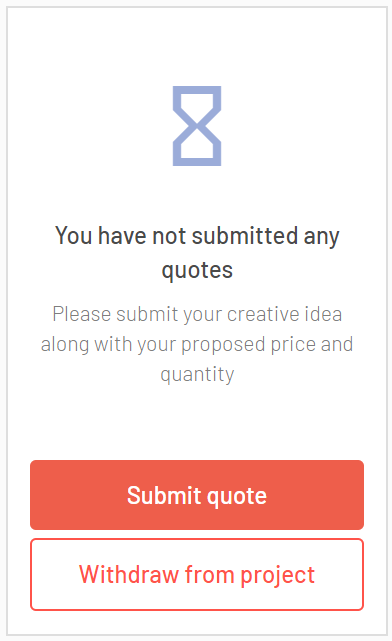 submit quote
